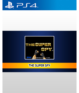 The Super Spy PS4