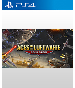 Aces of the Luftwaffe Squadron PS4