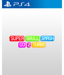 Super Skull Smash GO! 2 Turbo PS4