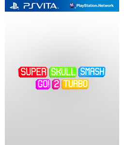 Super Skull Smash GO! 2 Turbo Vita Vita