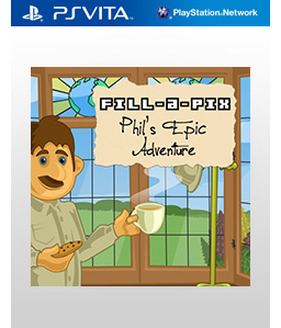 Fill-a-Pix: Phil\'s Epic Adventure Vita Vita