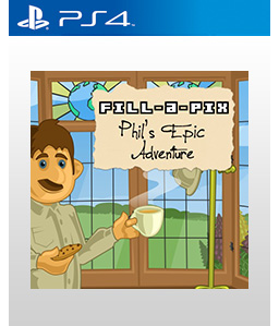 Fill-a-Pix: Phil\'s Epic Adventure PS4