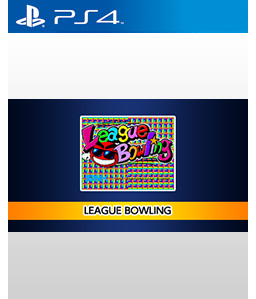 League Bowling PS4