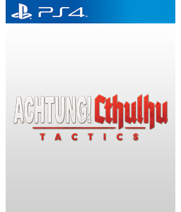 Achtung! Cthulhu Tactics PS4
