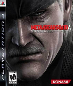 Metal Gear Solid 4 : Guns of the Patriots PS3