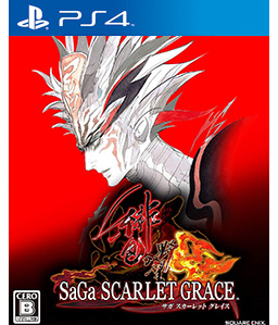 SaGa: Scarlet Grace PS4