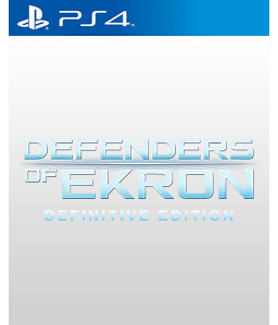 Defenders of Ekron - Definitive Edition PS4