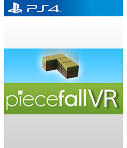 PieceFall VR PS4