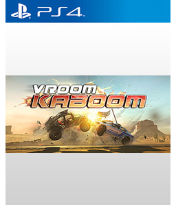 Vroom Kaboom PS4
