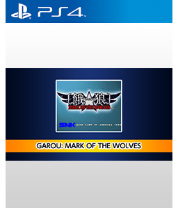 Garou: Mark of the Wolves (Arcade) PS4