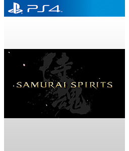 Samurai Spirits PS4