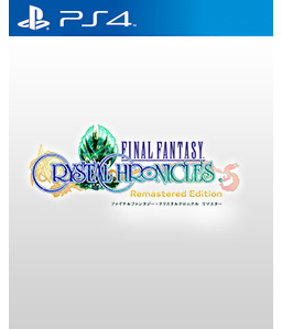 Final Fantasy: Crystal Chronicles Remastered Edition PS4