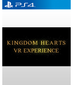 Kingdom Hearts: VR Experience PS4