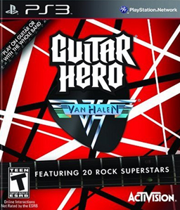 Guitar Hero: Van Halen PS3