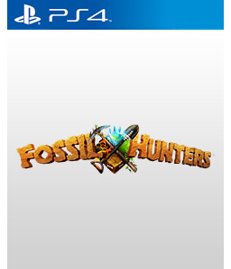 Fossil Hunters PS4