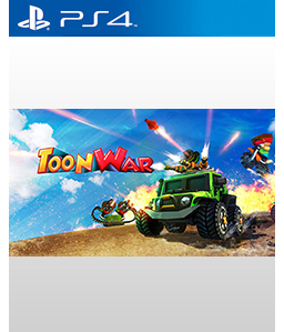 Toon War PS4