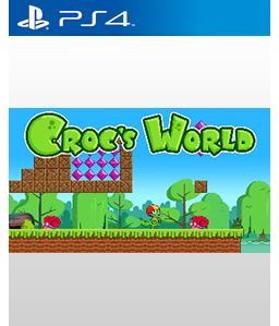 Croc\'s World PS4