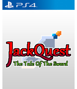 JackQuest: The Tale of the Sword PS4