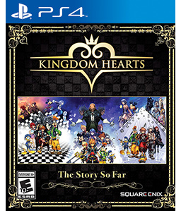 Kingdom Hearts - The Story So Far PS4