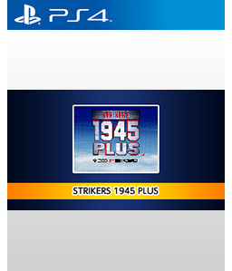 Strikers 1945 Plus PS4