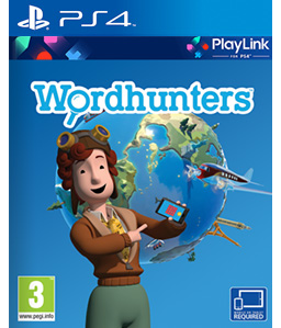 Wordhunters PS4