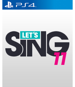 Let\'s Sing 11 PS4