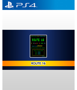 Route 16 PS4