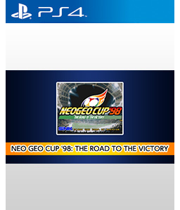 Neo Geo Cup \'98: The Road to the Victory PS4