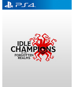 Idle Champions of the Forgotten Realms PS4