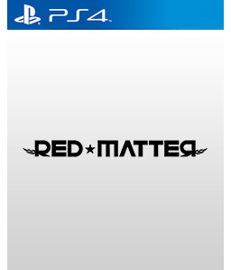 Red Matter PS4