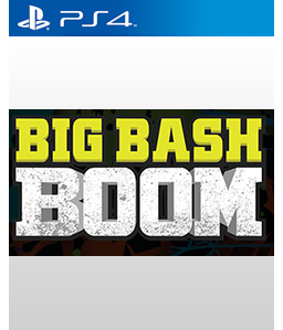 Big Bash Boom PS4