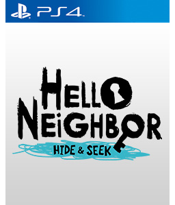 Hello Neighbor: Hide and Seek PS4