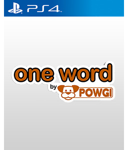 One Word by POWGI PS4