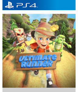 Ultimate Runner PS4