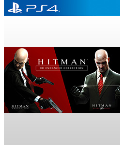 Hitman HD Enhanced Collection: Blood Money PS4