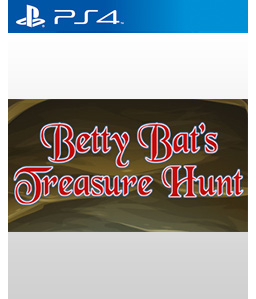 Betty Bat\'s Treasure Hunt PS3