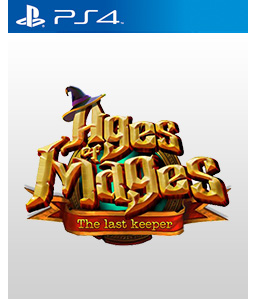 Ages of Mages: The last keeper PS4