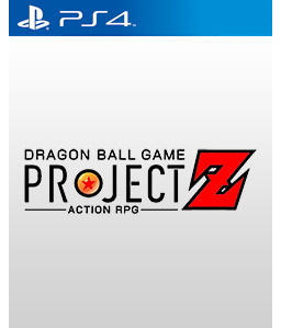 Dragon Ball Game Project Z: Action RPG PS4