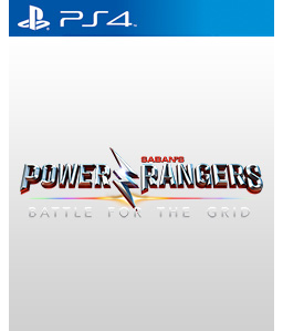 Power Rangers: Battle for the Grid PS4