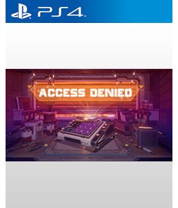 Access Denied PS4