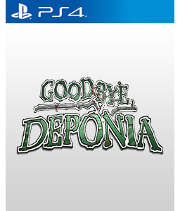 Goodbye Deponia PS4