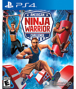 American Ninja Warrior PS4