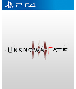 Unknown Fate PS4