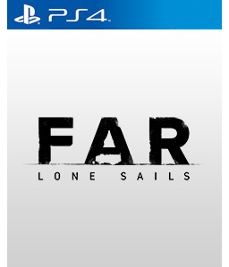 Far: Lone Sails PS4