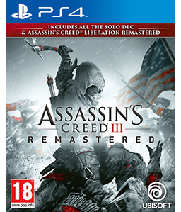 Assassin\'s Creed III Remastered PS4