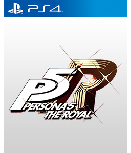 Persona 5: The Royal PS4
