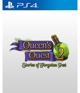 Queen\'s Quest 2: Stories of Forgotten Past PS4