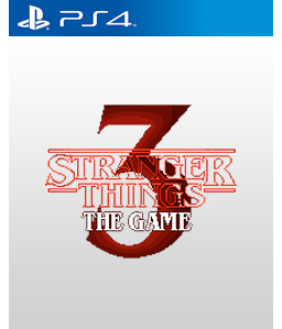 Stranger Things 3: The Game PS4