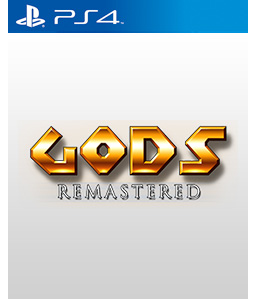 Gods Remastered PS4