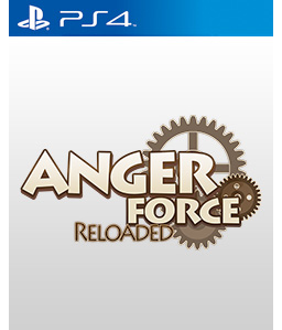 AngerForce: Reloaded PS4